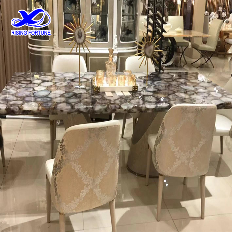 agate dining table