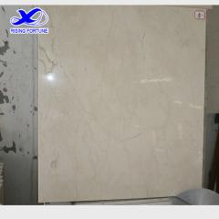 Crema Marfil Beige Polished Marble Tiles
