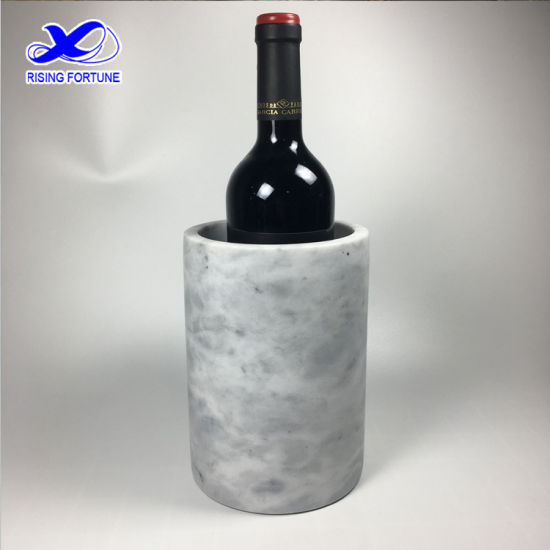 cheap chinese white marble wine chiller