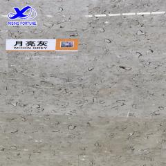 Moon Grey Marble Slab Wall Floor Tiles