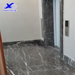 Prague grey marble slab